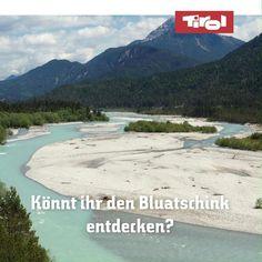 Im Urlaub im Lechtal ist der Lech ein ständiger Begleiter. Mit seinem breiten Flussbett und den großen Schotter- und Sandflächen gilt er als einer der letzten Wildflusslandschaften Europas. See Again, Places, Water, Outdoor, Europe, Crushed Gravel, Day Trips, Vacation Places, River