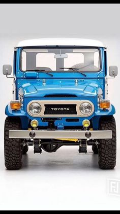 Toyota 4X4 Trucks & SUVs