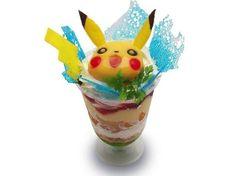 An #Hamburger #Pikachu ? it's the #PikachuCafe at #Tokyo ! #itadakimasu ! #pokemon #pokeball #curry #food #kareRice #Omerice #pokemonXY #pudding
