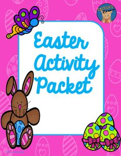 This+Easter+Activity+Packet+has+many+fun+activities+for+your+students.+Students+will+surely+get+excited+about+Easter!+Included+in+this+packet+are:+Easter+ABC++Easter+Making+Words++Easter+Scrambled+Words+(With+Answer+Key)+Easter+Word+Search+(With+Answer+Key)+Easter+Crossword+Puzzle+(With+Answer+Key)+Four+Writing+Prompts++Fun+Writing+PaperCheck+out+my+Spring+Writing+Task+Cards:Spring+Writing+Task+CardsI+also+have+many+writing+products+in+my+store.