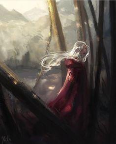 Manon Blackbeak- credits to Shalalalin on tumblr