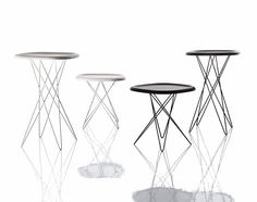 Pizza Table by Naoto Fukasawa, Magis Low Tables, Small Tables, Modern Furniture, Furniture Design, Naoto Fukasawa, Steel Coffee Table, Coffee Tables, Shops, Pizza