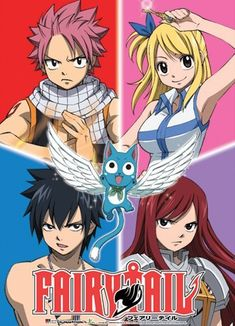 Fairy Tail is crazy popular http://anime.about.com/od/fairytail/