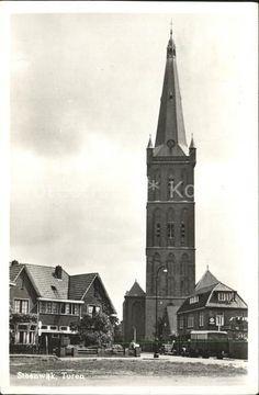 ka87765 Steenwijk Toren Kat. Niederlande