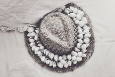 Hippie style hat. For more followwww.pinterest.com/ninayayand stay positively #pinspired #pinspire @ninayay