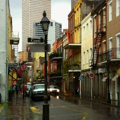 I Love New Orleans - I have been here, 3 times, would go back again, and again...