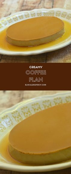 Coffee Flan is a delicious twist on the classic custard dessert. Creamy, velvety soft and with the most intense coffee flavor, it's guaranteed to satisfy sweet cravings! via @lalainespins