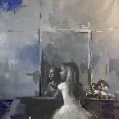 'My Little Soldier' Glazed and drying for my show in Boston in March at Gold Gallery.  #arte #contemporaryart #oilpainting #originalart #pintura #peinture #fineart #живопись #искусство #studio #artistatwork #realism #instapaint #artstudio #artistlife #artemoderno #contemporaryrealism #newart #لوحة #atelier #academicpainting #artstudio #artistoninstagram #instaartist #instaarte #instaartoftheday #pilat