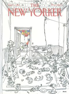 The New Yorker - Monday, January 5, 1981 - Issue # 2916 - Vol. 56 - N° 46 - Cover by : George Booth