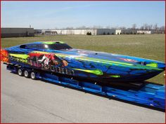 SpeedArena.com - Offshore Style!