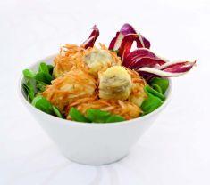 Bocconcini croccanti con cuore di carciofo - Tutte le ricette dalla A alla Z - Cucina Naturale - Ricette, Menu, Diete