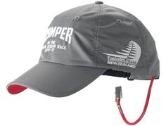 The team cap - don't leave home without it!