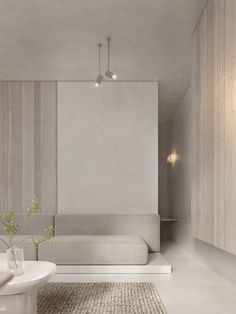 Storage areas are located in separate rooms, small in size, living room and kitchen are al… Minimalist Interior, Minimalist Home, Modern Interior Design, Interior Architecture, Living Room Interior, Living Room Decor, Casa Clean, Interiores Design, Cheap Home Decor