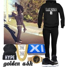 Last King Hype, created by fashionsetstyler on Polyvore
