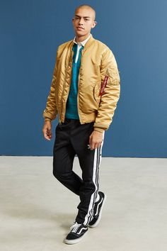 Shop Alpha Industries MA-1 Slim Fit Bomber Jacket at Urban Outfitters today. We carry all the latest styles, colors and brands for you to choose from right here.