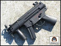 H&K MP5K 6mm BB Brand: Cyma