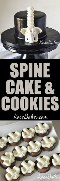 Spine Cake & Cookies
