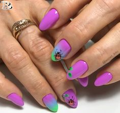 Latest Nail Art That Will Get Your Attention