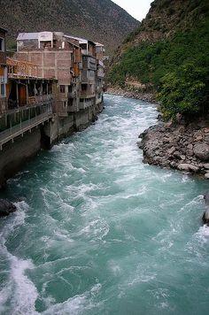 Swat River, Bahrain Pakistan