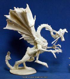 Pathfinder > Jabberwock    Reaper Miniatures :: Miniatures