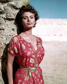 sophia-loren-1950s