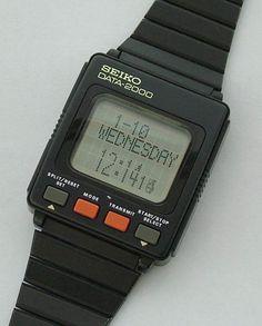 Vintage Seiko Watches, Retro Watches, Watches For Men, Nerd Chic, Authentic Watches, 3 Piece Suits, Casio G Shock, Digital Watch, Casio Watch