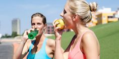 The best things to eat before a marathon or long run