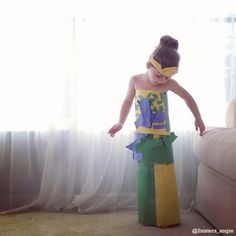 Fashion designing in her future...
