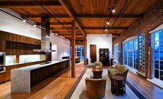 Open kitchen Interior arquitecture Interior design