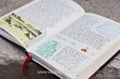 Keeping a Creative Travel Journal - Vagabond Baker