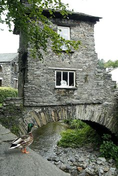 Bridge House, Ambleside, Cumbria UK