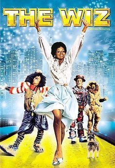 In this Sidney Lumet-directed Motown rendition of THE WIZARD OF OZ, Diana Ross plays a soulful Dorothy, accompanied by a cast peppered with R&B stars such as Roberta Flack and Luther Vandross.