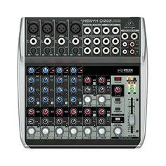 Behringer Q1202USB 12-Channel Mixer Behringer http://www.amazon.com/dp/B00CTKI45M/ref=cm_sw_r_pi_dp_YHSDwb1KG6034