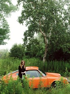 Orange & Porsche 2 of my favorite things :-)