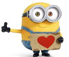 Afficher l'image d'origine Minions Bob, Minions Images, Cute Minions, Minion Pictures, Minion Jokes, Minions Quotes, Lachen Macht Happy, Happy Birthday Minions, Despicable Me