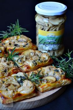 Finger Food Appetizers, Finger Foods, Appetizer Recipes, Brie, Romanian Food, Tasty, Yummy Food, Soul Food, Food To Make