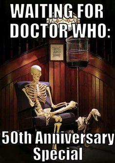 and waiting ... and waiting ...