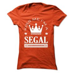 "[Top tshirt name ideas] Kiss Me I Am SEGAL Queen Day 2015  Good Shirt design  If you dont like this shirt no problem you can search another shirt at ""SEARCH BOX"" on the TOP  Tshirt Guys Lady Hodie  SHARE and Get Discount Today Order now before we SELL OUT  Camping last name surname tshirt me i am segal queen day 2015"