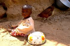 Ghana - poverty