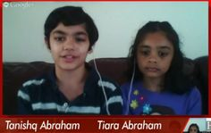 Tanishq Abraham, 9-Year-Old College Student, Discusses Life As A Genius