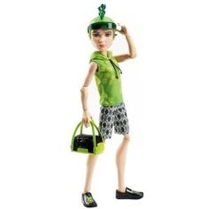 Monster High Scaris Deuce Gorgon Doll