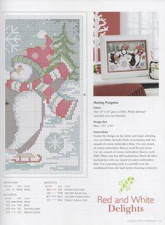 (1) Gallery.ru / Фото #15 - A Cross Stitch Christmas Handmade Holiday - marinamelnik