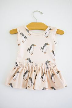 organic cotton jersey mini skirt dress in by ourlittlelullaby