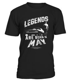 CHECK OUT OTHER AWESOME DESIGNS HERE!      Shop for Birthday Gift Guide shirts, hoodies and gifts. Find Birthday Gift Guide designs printed with care on top quality garments. Legends Are Born In May T Shirt Funny Gifts  Legends are born in may,born in may t shirt,may birthday gift for women,birthday gift for men, may legend tshirt,may birthday t shirt,may t shirt.    TIP: If you buy 2 or more (hint: make a gift for someone or team up) you'll save quite a lot on shipping.            G...