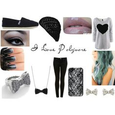 Polyvore outfit I made