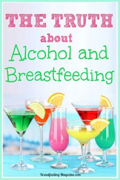 Breastfeeding and Alcohol: Is it Really Ok? Should I Pump and Dump? Breastfeeding Positions, Breastfeeding And Pumping, Wine Drinks, Alcoholic Drinks, Pump And Dump, Increase Milk Supply, Natural Birth, Babies First Year