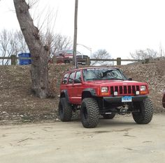 6.5 Long Arm Lift with 35' tires