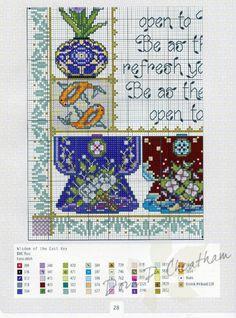 Gallery.ru / Фото #60 - Samplers - Dora2012