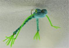 Foam Frog Fly