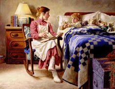 Bedtime Story - Jim Daly